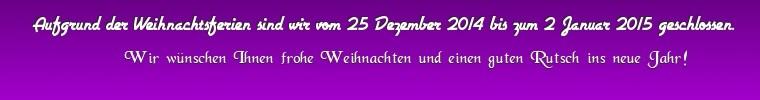 Banner Duits
