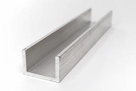u profiel aluminium